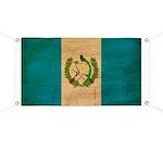 Guatemala Flag Banner