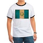 Guatemala Flag Ringer T