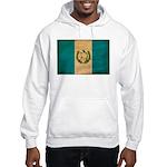 Guatemala Flag Hooded Sweatshirt