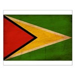 Guyana Flag Small Poster