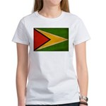 Guyana Flag Women's T-Shirt