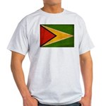 Guyana Flag Light T-Shirt