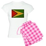 Guyana Flag Women's Light Pajamas