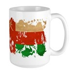 Oman Flag Large Mug