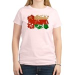 Oman Flag Women's Light T-Shirt
