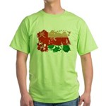 Oman Flag Green T-Shirt