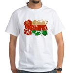 Oman Flag White T-Shirt
