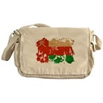 Oman Flag Messenger Bag