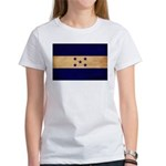 Honduras Flag Women's T-Shirt