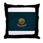Idaho Flag Throw Pillow