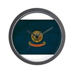 Idaho Flag Wall Clock
