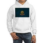 Idaho Flag Hooded Sweatshirt