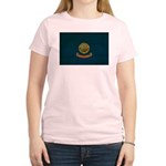 Idaho Flag Women's Light T-Shirt