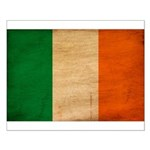 Ireland Flag Small Poster