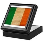 Ireland Flag Keepsake Box