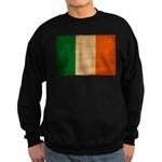 Ireland Flag Sweatshirt (dark)