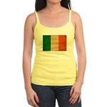 Ireland Flag Jr. Spaghetti Tank