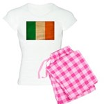 Ireland Flag Women's Light Pajamas