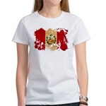 Peru Flag Women's T-Shirt