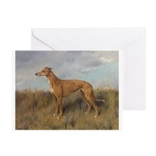 Wardle's #2 Greyhound Greeting Cards