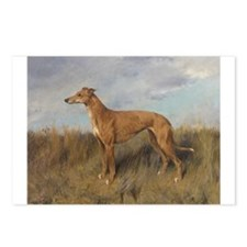 Wardle's #2 Greyhound Postcards