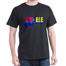 Hawaiian Ukulele T-Shirt