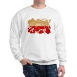 Poland Flag Sweatshirt