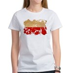 Poland Flag Women's T-Shirt