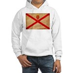 Jersey Flag Hooded Sweatshirt