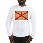 Jersey Flag Long Sleeve T-Shirt