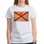 Jersey Flag Women's T-Shirt