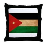Jordan Flag Throw Pillow