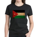 Jordan Flag Women's Dark T-Shirt