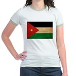 Jordan Flag Jr. Ringer T-Shirt