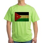 Jordan Flag Green T-Shirt