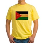Jordan Flag Yellow T-Shirt