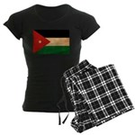 Jordan Flag Women's Dark Pajamas