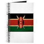 Kenya Flag Journal