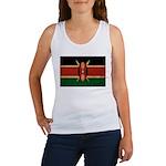 Kenya Flag Women's Tank Top