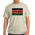 Kenya Flag Light T-Shirt