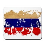 Russia Flag Mousepad