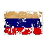 Russia Flag 22x14 Wall Peel