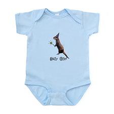 Hairy Otter Infant Bodysuit