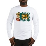Saint Pierre and Miquelon Fla Long Sleeve T-Shirt