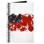 Samoa Flag Journal