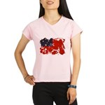 Samoa Flag Performance Dry T-Shirt