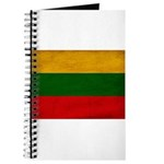 Lithuania Flag Journal