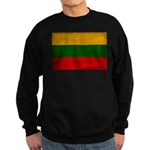 Lithuania Flag Sweatshirt (dark)