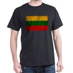 Lithuania Flag Dark T-Shirt