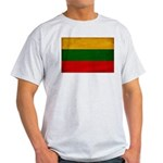 Lithuania Flag Light T-Shirt